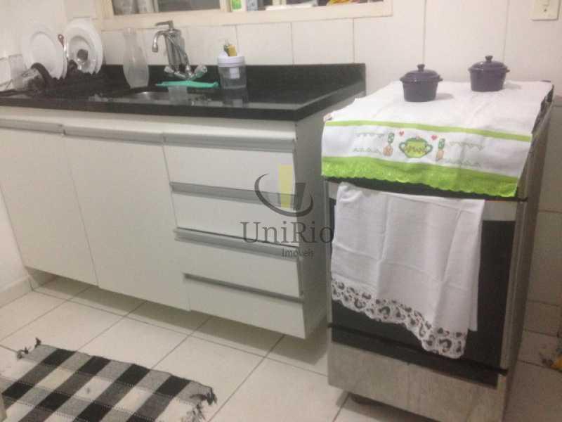 001080719625379 - Casa em Condomínio 2 quartos à venda Taquara, Rio de Janeiro - R$ 330.000 - FRCN20040 - 5