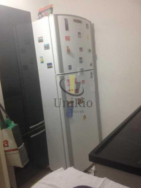 001092832085758 - Casa em Condomínio 2 quartos à venda Taquara, Rio de Janeiro - R$ 330.000 - FRCN20040 - 6
