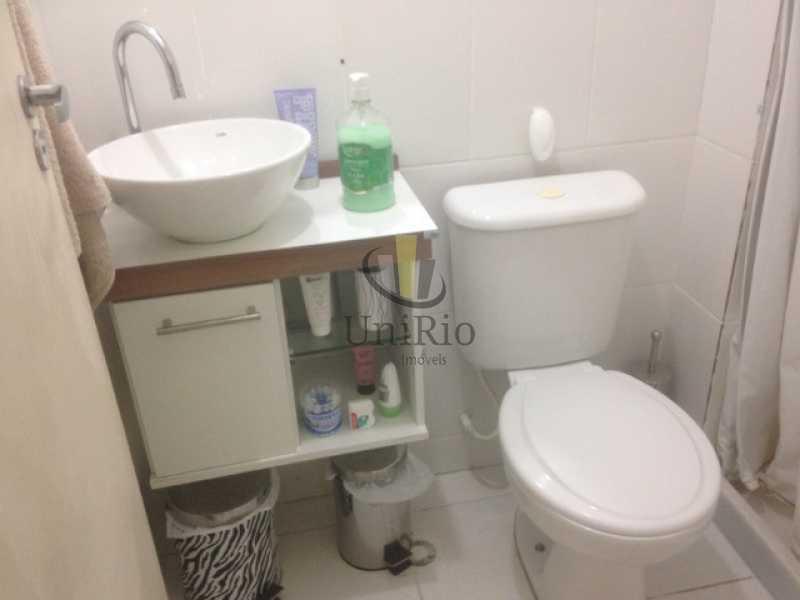 004040717683452 - Casa em Condomínio 2 quartos à venda Taquara, Rio de Janeiro - R$ 330.000 - FRCN20040 - 10