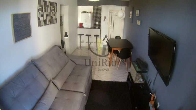 D543AF3E-555D-4A4D-BDD1-367DB7 - Apartamento 2 quartos à venda Itanhangá, Rio de Janeiro - R$ 195.000 - FRAP20902 - 1