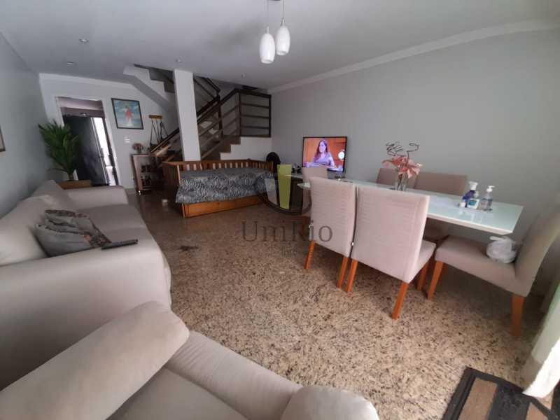 150106eb-24cd-463b-82d0-f1fcb9 - Casa em Condomínio 3 quartos à venda Taquara, Rio de Janeiro - R$ 480.000 - FRCN30053 - 4