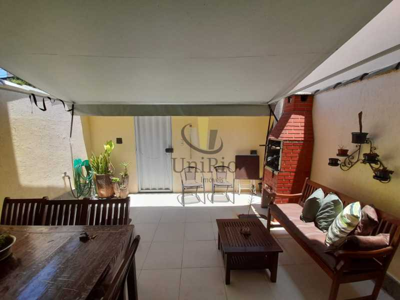 c7e447f4-b71b-4352-9486-1fc763 - Casa em Condomínio 3 quartos à venda Taquara, Rio de Janeiro - R$ 480.000 - FRCN30053 - 1
