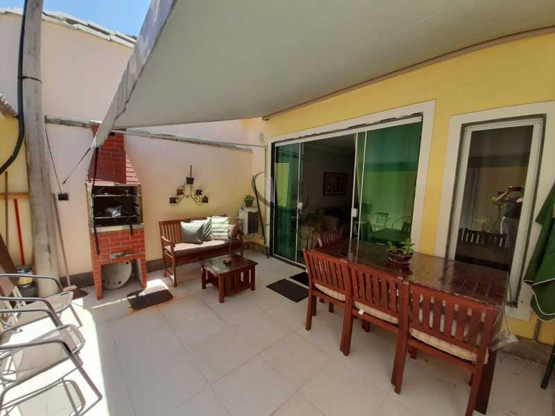 2c52bae2-e3ed-4cbd-9cc9-523cc2 - Casa em Condomínio 3 quartos à venda Taquara, Rio de Janeiro - R$ 480.000 - FRCN30053 - 3