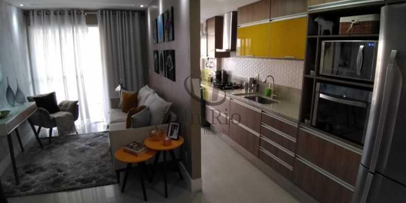 IMG-20210126-WA0024 - Cobertura 3 quartos à venda Taquara, Rio de Janeiro - R$ 599.999 - FRCO30042 - 4