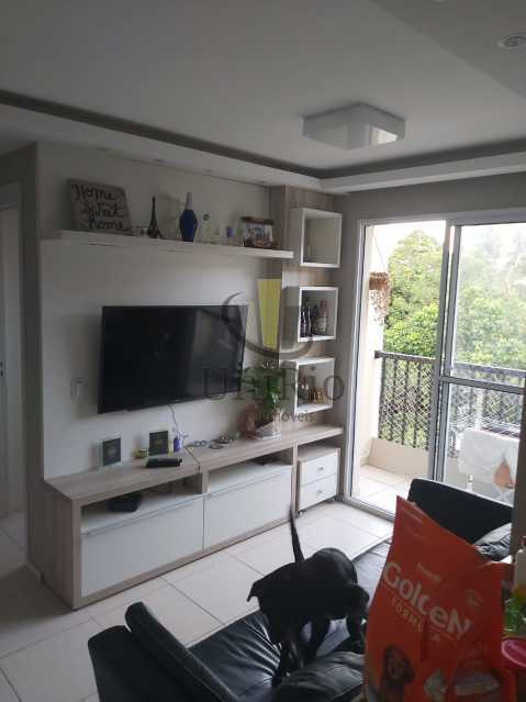 D01C51CE-DD8C-4FED-9E21-1736C6 - Apartamento 2 quartos à venda Camorim, Rio de Janeiro - R$ 350.000 - FRAP20909 - 1