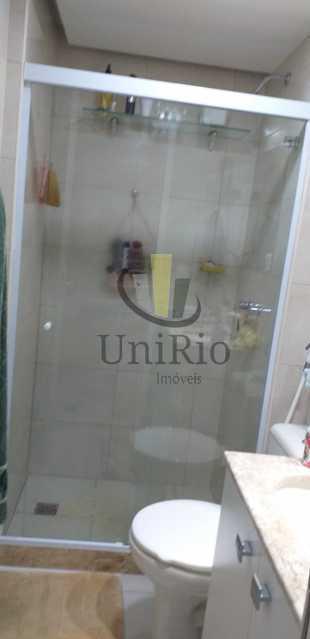 F02E60C5-BA42-43B4-B6DA-5496BD - Apartamento, 3 quartos, Freguesia, RJ - FRAP30265 - 11