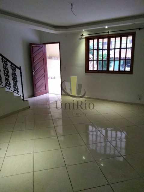 0965156C-B597-4834-B451-295C92 - Casa em Condomínio 2 quartos à venda Taquara, Rio de Janeiro - R$ 300.000 - FRCN20041 - 1