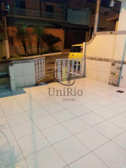 B4B24E4E-6760-4FF8-A3F4-6248B2 - Casa em Condomínio 2 quartos à venda Taquara, Rio de Janeiro - R$ 300.000 - FRCN20041 - 4