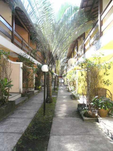 4FA1EBD1-58AB-4271-9868-BA15B8 - Casa em Condomínio 4 quartos à venda Jardim Sulacap, Rio de Janeiro - R$ 263.000 - FRCN40022 - 1