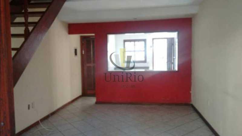 5E01025D-EDE8-4E71-9B83-0E1A8D - Casa em Condomínio 4 quartos à venda Jardim Sulacap, Rio de Janeiro - R$ 263.000 - FRCN40022 - 4