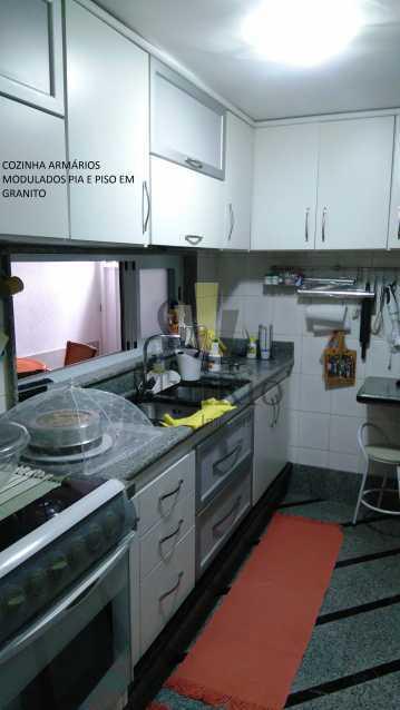 B7A61581-3DFC-4764-8F01-A745FB - Casa em Condomínio 5 quartos à venda Taquara, Rio de Janeiro - R$ 620.000 - FRCN50006 - 4