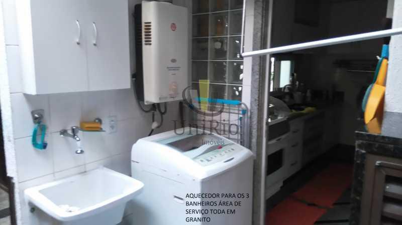 FCCB1917-5B31-4550-9ABB-2E81E0 - Casa em Condomínio 5 quartos à venda Taquara, Rio de Janeiro - R$ 620.000 - FRCN50006 - 5
