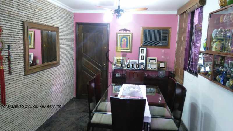 074FD3CD-F39D-4A3B-ADC8-91390C - Casa em Condomínio 5 quartos à venda Taquara, Rio de Janeiro - R$ 620.000 - FRCN50006 - 8