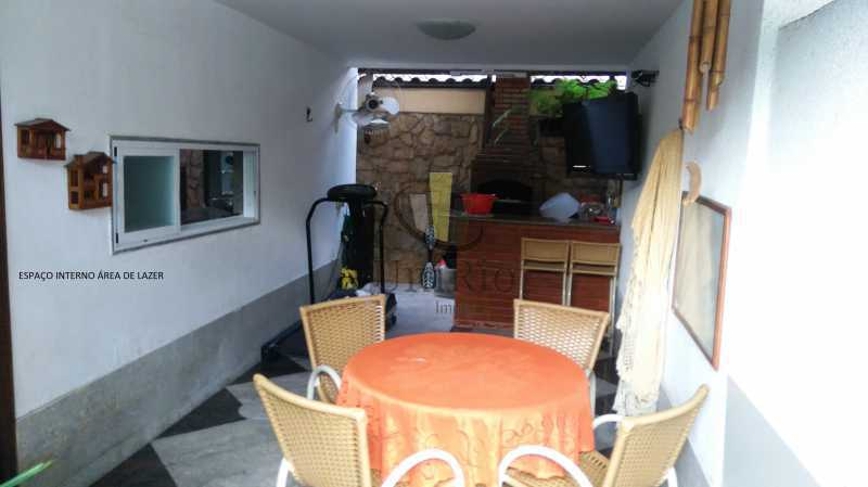 BF3793CA-20E7-4115-B235-FC4877 - Casa em Condomínio 5 quartos à venda Taquara, Rio de Janeiro - R$ 620.000 - FRCN50006 - 14