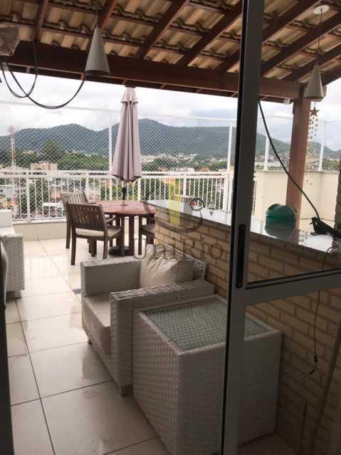 C363D8F0-4CDF-4497-92C9-015B5F - Cobertura 4 quartos à venda Taquara, Rio de Janeiro - R$ 640.000 - FRCO40018 - 20