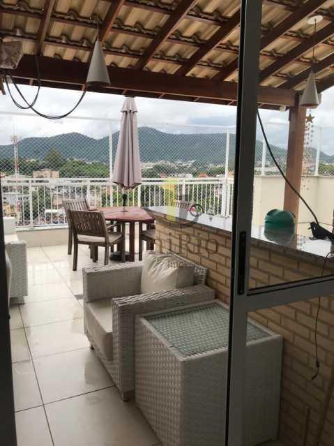 3C911BD0-C1D0-4424-B0E4-6F2F45 - Cobertura 4 quartos à venda Taquara, Rio de Janeiro - R$ 640.000 - FRCO40018 - 19