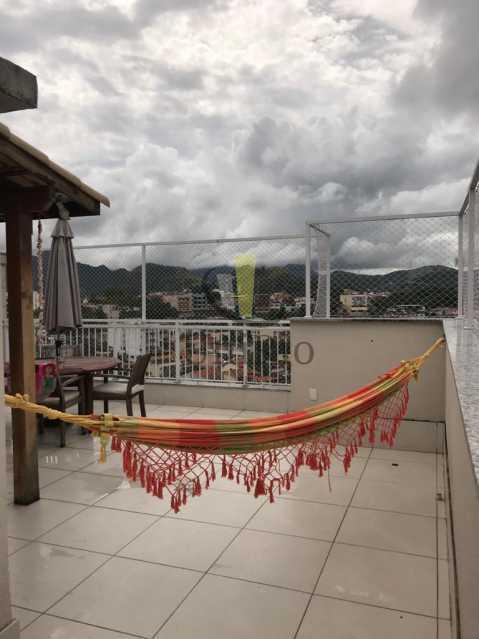 D3379626-DB03-40C5-89F5-2CA65F - Cobertura 4 quartos à venda Taquara, Rio de Janeiro - R$ 640.000 - FRCO40018 - 23