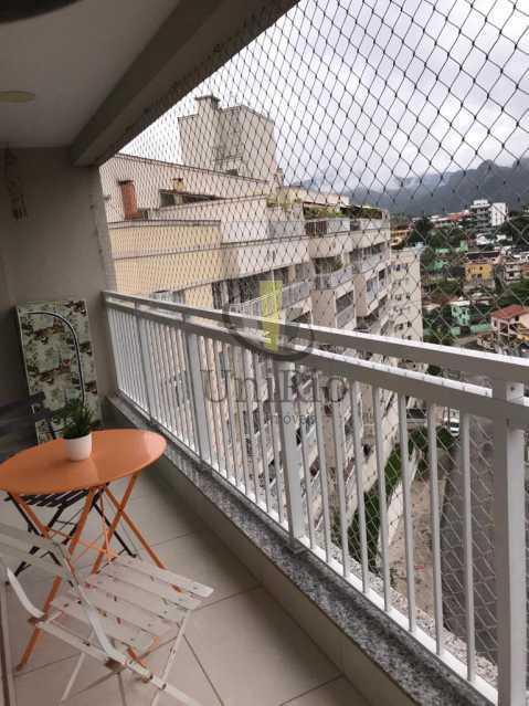 D90B63BA-E970-47B6-B3A0-B6D1E6 - Cobertura 4 quartos à venda Taquara, Rio de Janeiro - R$ 640.000 - FRCO40018 - 4
