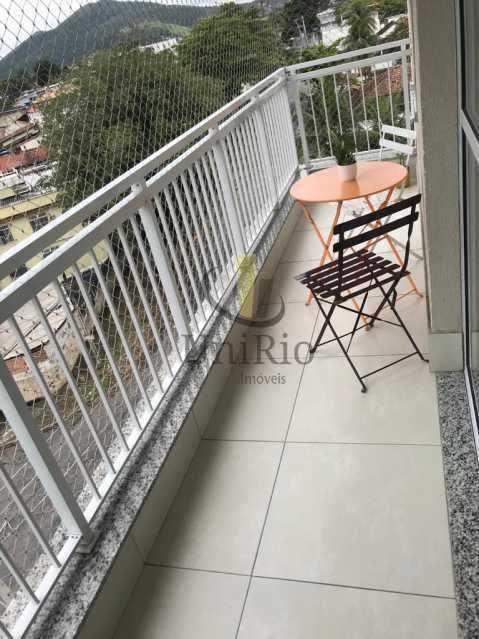 1570D1A9-BF90-4DB6-8DDA-1480B2 - Cobertura 4 quartos à venda Taquara, Rio de Janeiro - R$ 640.000 - FRCO40018 - 3