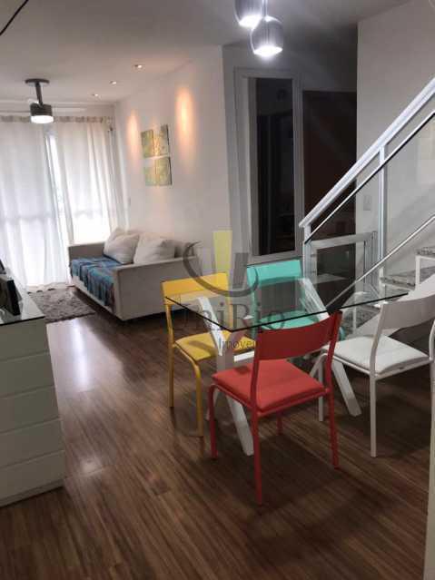 3C9C4A34-9A95-4057-AD05-F468AF - Cobertura 4 quartos à venda Taquara, Rio de Janeiro - R$ 640.000 - FRCO40018 - 1
