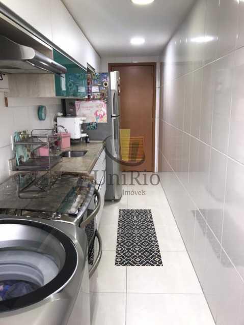 0A7EE463-4C16-48CE-8492-AB6589 - Cobertura 4 quartos à venda Taquara, Rio de Janeiro - R$ 640.000 - FRCO40018 - 15