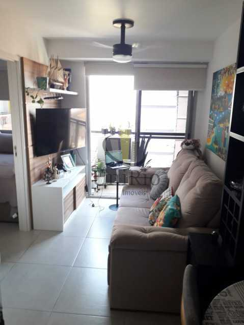 D3124E6B-D977-4DBE-B589-206250 - Apartamento 1 quarto à venda Centro, Rio de Janeiro - R$ 450.000 - FRAP10112 - 1