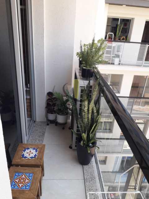 586818C1-220D-42D3-BF98-1F299B - Apartamento 1 quarto à venda Centro, Rio de Janeiro - R$ 450.000 - FRAP10112 - 3
