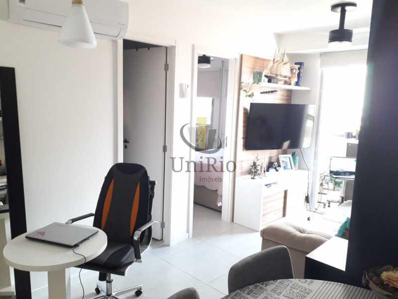 591289A5-346D-4F4E-A473-59F321 - Apartamento 1 quarto à venda Centro, Rio de Janeiro - R$ 450.000 - FRAP10112 - 7
