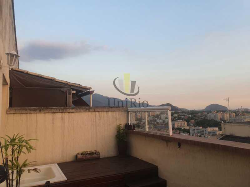 841157733402561 - Cobertura 3 quartos à venda Pechincha, Rio de Janeiro - R$ 440.000 - FRCO30043 - 13