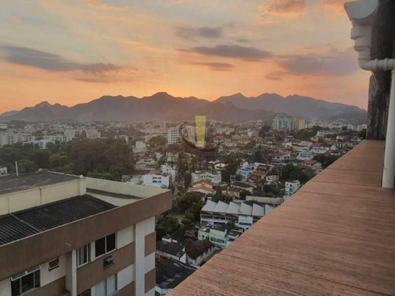 843187858064093 - Cobertura 3 quartos à venda Pechincha, Rio de Janeiro - R$ 440.000 - FRCO30043 - 1