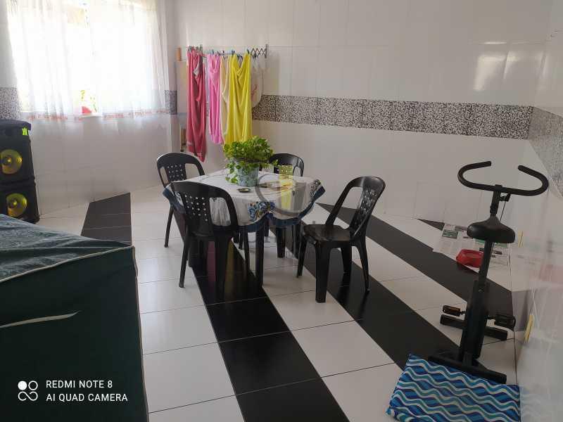 IMG_20210310_101010 - Casa 3 quartos à venda Taquara, Rio de Janeiro - R$ 830.000 - FRCA30029 - 17