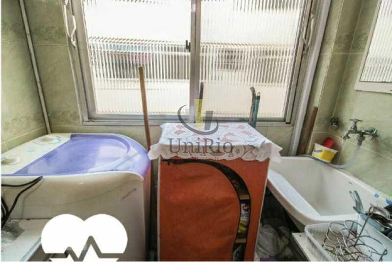 010124267018154 - Apartamento 1 quarto à venda Taquara, Rio de Janeiro - R$ 155.000 - FRAP10113 - 7