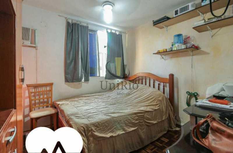 012155505604272 - Apartamento 1 quarto à venda Taquara, Rio de Janeiro - R$ 155.000 - FRAP10113 - 3