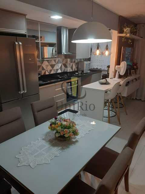 316B6D4B-1CB3-4ED6-8ABB-7DB7D7 - Cobertura 3 quartos à venda Taquara, Rio de Janeiro - R$ 680.000 - FRCO30045 - 5