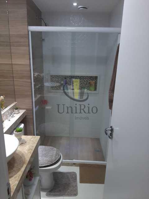 BAEF0411-C082-4F32-9399-22E051 - Cobertura 3 quartos à venda Taquara, Rio de Janeiro - R$ 680.000 - FRCO30045 - 13