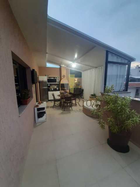 F6169E86-84FF-4EDE-B812-7D29D2 - Cobertura 3 quartos à venda Taquara, Rio de Janeiro - R$ 680.000 - FRCO30045 - 21