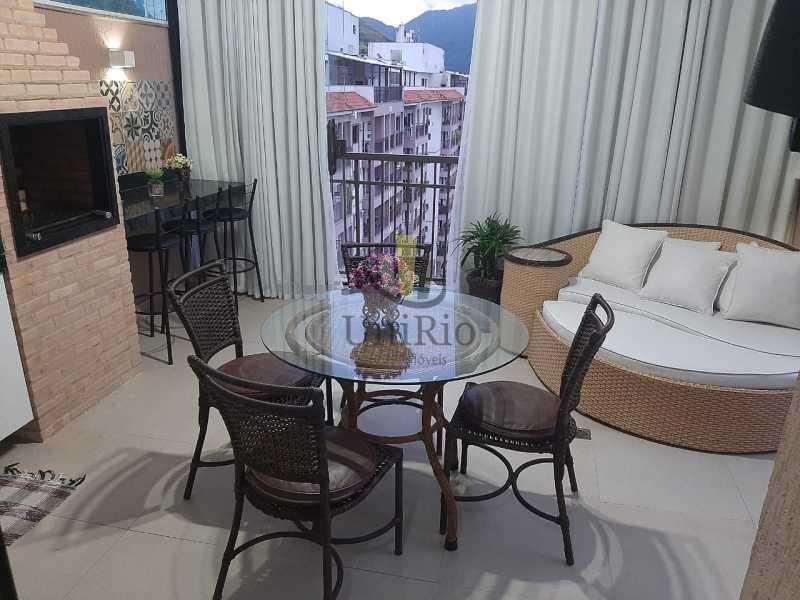 CCC103E3-8815-459A-BD32-0E1D36 - Cobertura 3 quartos à venda Taquara, Rio de Janeiro - R$ 680.000 - FRCO30045 - 22