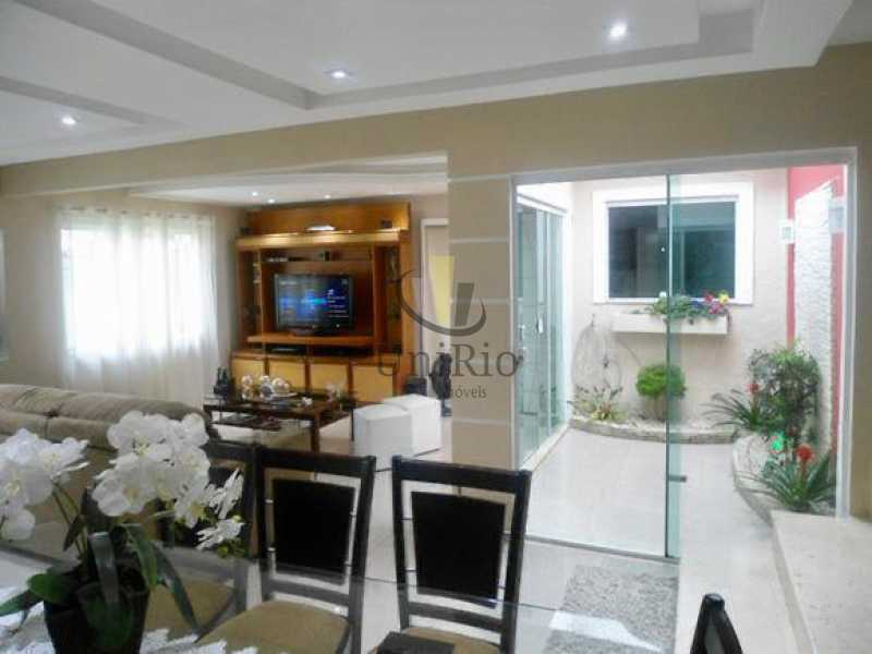DDD3474D-2A1F-41A8-A916-F10F3C - Casa em Condomínio 3 quartos à venda Taquara, Rio de Janeiro - R$ 790.000 - FRCN30058 - 7
