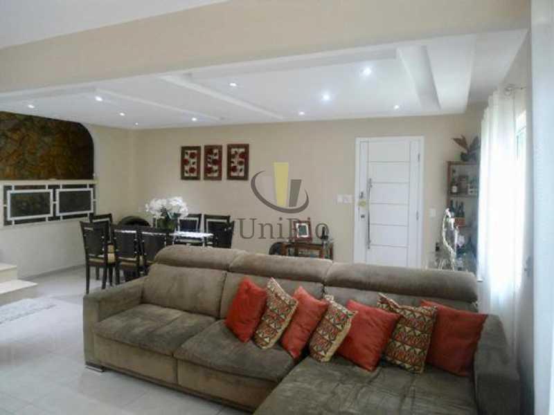 34B15C02-0B4D-4068-B4E3-5FD352 - Casa em Condomínio 3 quartos à venda Taquara, Rio de Janeiro - R$ 790.000 - FRCN30058 - 8