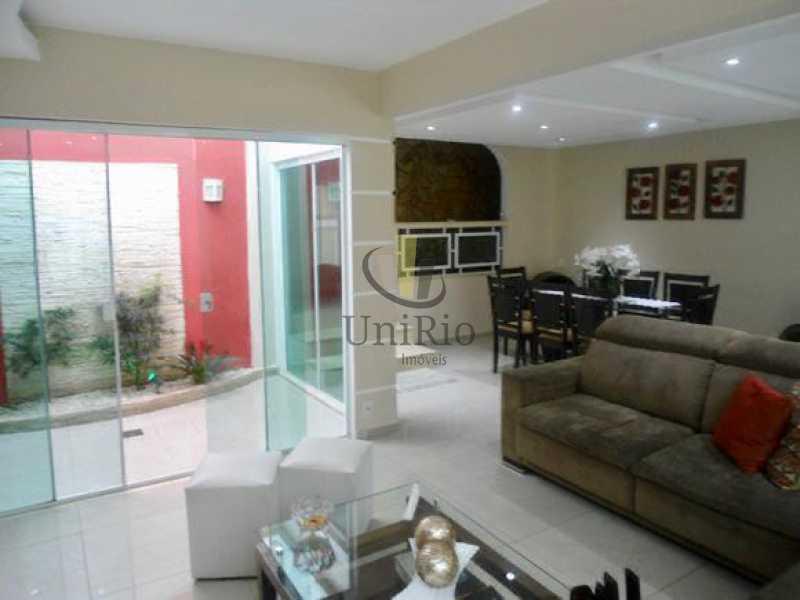 C0B217E8-3515-402B-ADBE-11D08F - Casa em Condomínio 3 quartos à venda Taquara, Rio de Janeiro - R$ 790.000 - FRCN30058 - 9