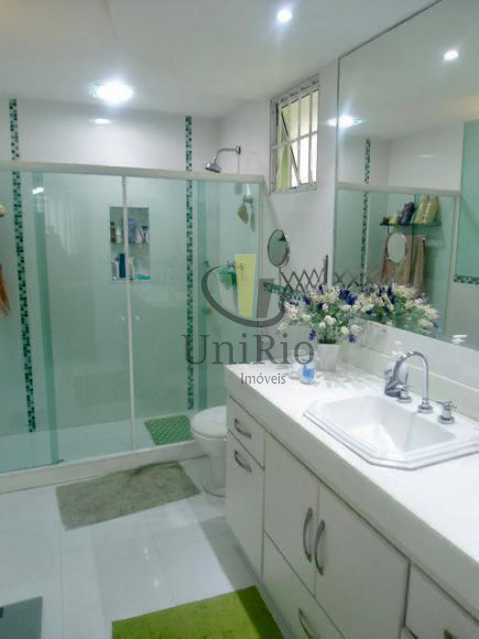 0FCA5CB1-ADBE-430C-BEBD-73AC11 - Casa em Condomínio 3 quartos à venda Taquara, Rio de Janeiro - R$ 790.000 - FRCN30058 - 12