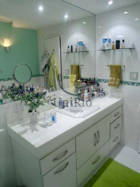 4CCBBAC3-3346-4DF8-9C04-9C991B - Casa em Condomínio 3 quartos à venda Taquara, Rio de Janeiro - R$ 790.000 - FRCN30058 - 14