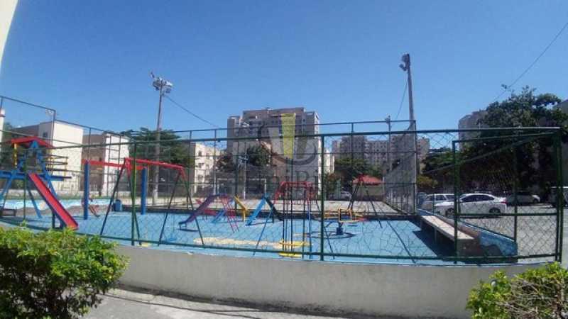 252166636914616 - Apartamento 3 quartos à venda Jacarepaguá, Rio de Janeiro - R$ 200.000 - FRAP30272 - 14