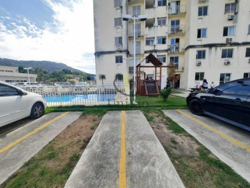 512198763910504 - Apartamento 3 quartos à venda Curicica, Rio de Janeiro - R$ 300.000 - FRAP30275 - 10
