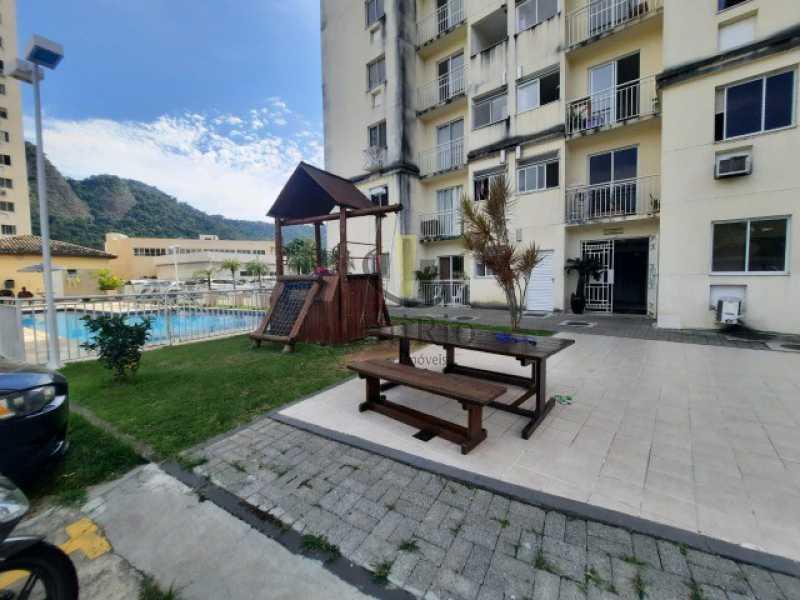 517103640386618 - Apartamento 3 quartos à venda Curicica, Rio de Janeiro - R$ 300.000 - FRAP30275 - 15