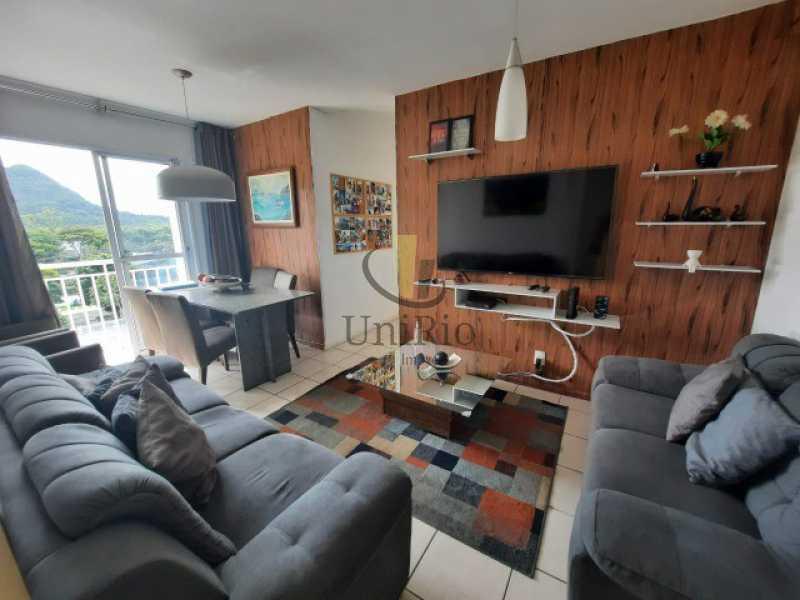 518111166293863 - Apartamento 3 quartos à venda Curicica, Rio de Janeiro - R$ 300.000 - FRAP30275 - 1