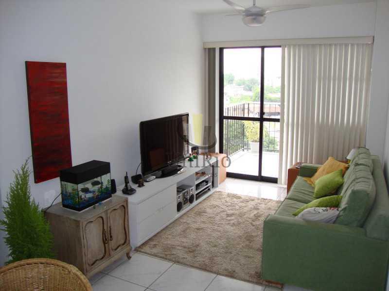1 - Apartamento 2 quartos à venda Pechincha, Rio de Janeiro - R$ 370.000 - FRAP20950 - 1
