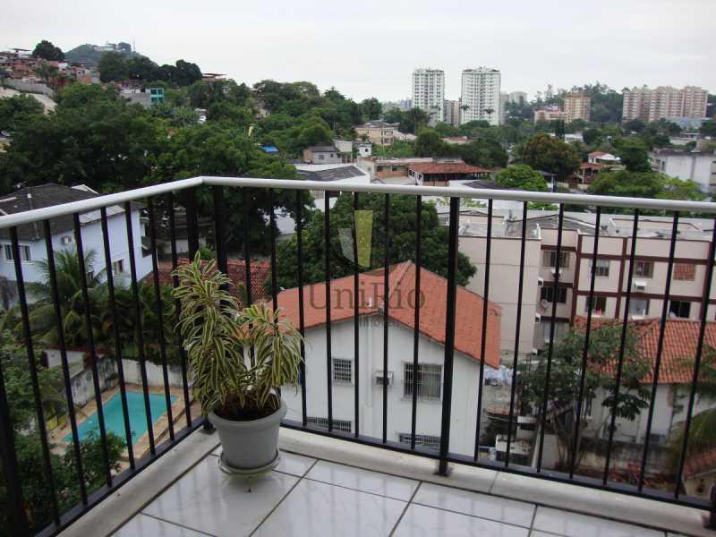 2 - Apartamento 2 quartos à venda Pechincha, Rio de Janeiro - R$ 370.000 - FRAP20950 - 3