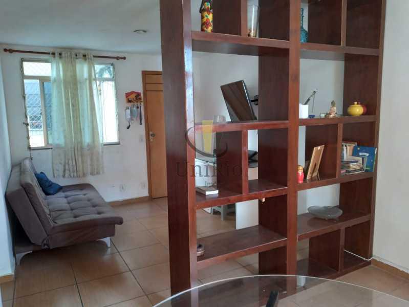 A9D7032C-4A84-4917-BA7F-E31DC2 - Apartamento 1 quarto à venda Taquara, Rio de Janeiro - R$ 165.000 - FRAP10114 - 3