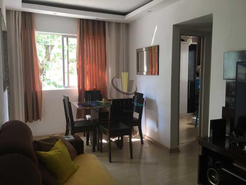26A6DB5A-BB20-4A43-A90D-E18C62 - Apartamento 2 quartos à venda Pechincha, Rio de Janeiro - R$ 150.000 - FRAP20964 - 1